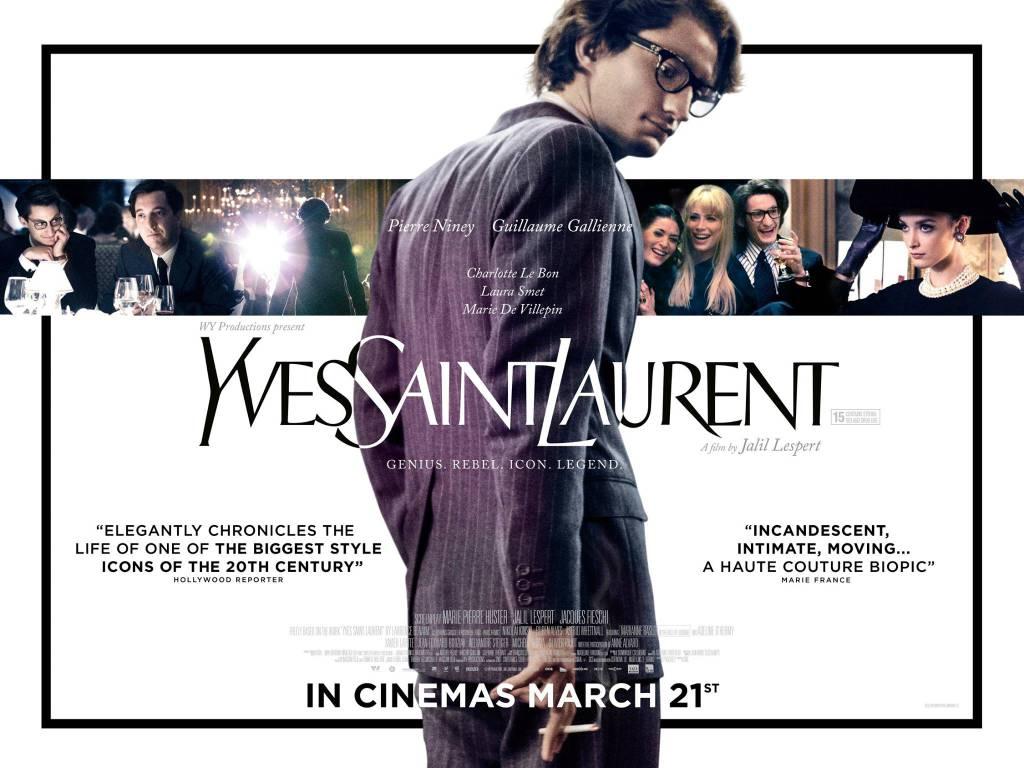 Yves Saint Laurent - Stijlmeisje - Fashion Blog
