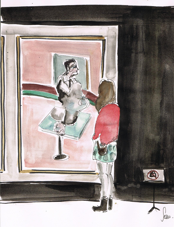 Francis Bacon - Stijlmeisje - Fashion Blog