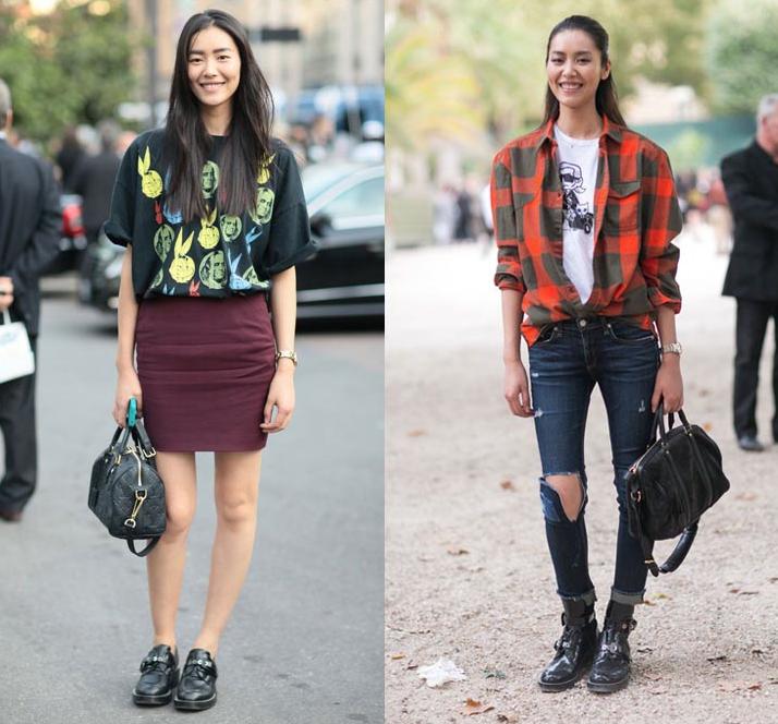 Style Crush: Liu Wen