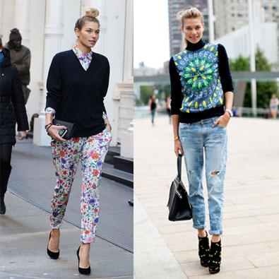 Style Crush: Jessica Hart