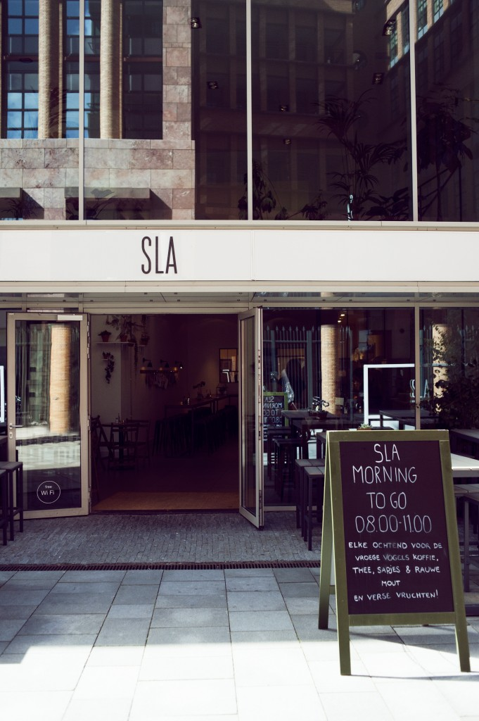 Stijlmeisje on the road – Drawings & Dining at SLA
