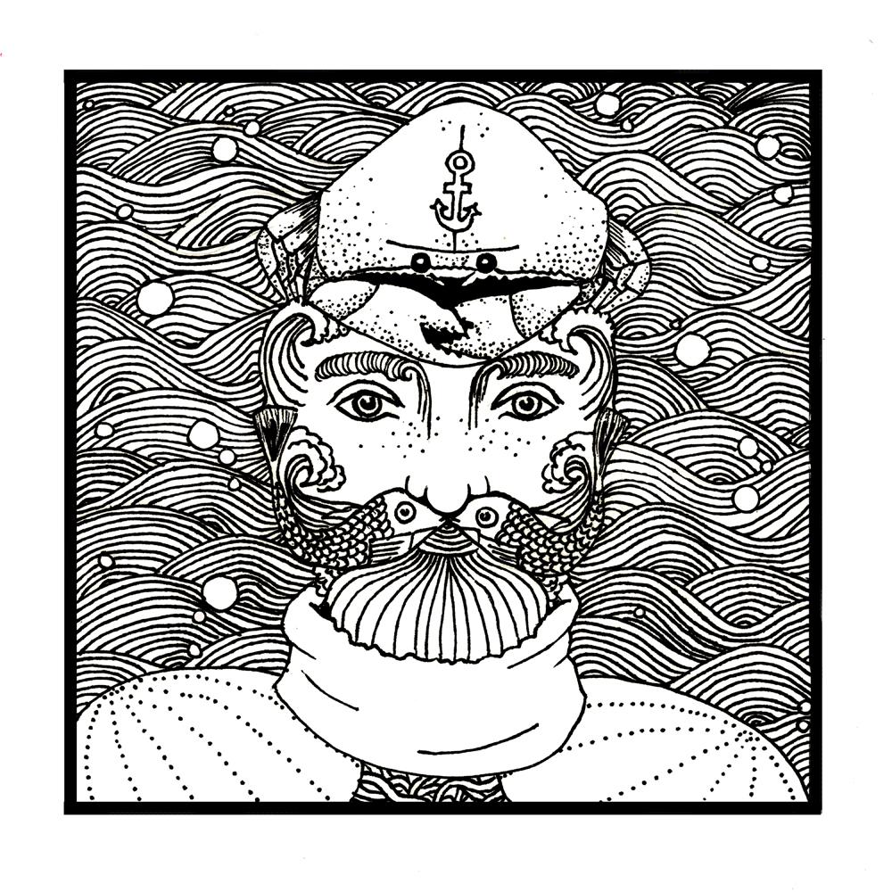 Sailor- Eline Centprent - Stijlmeisje