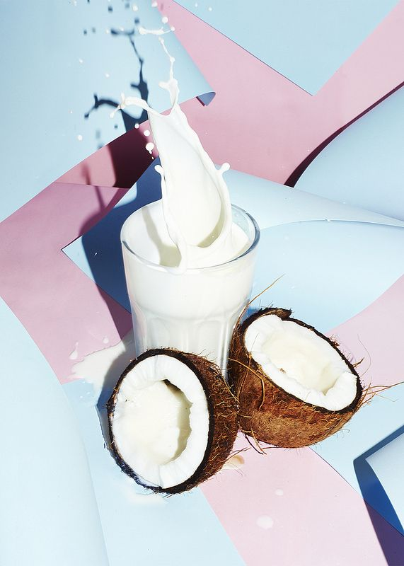 Coconut water recipe - Stijlmeisje