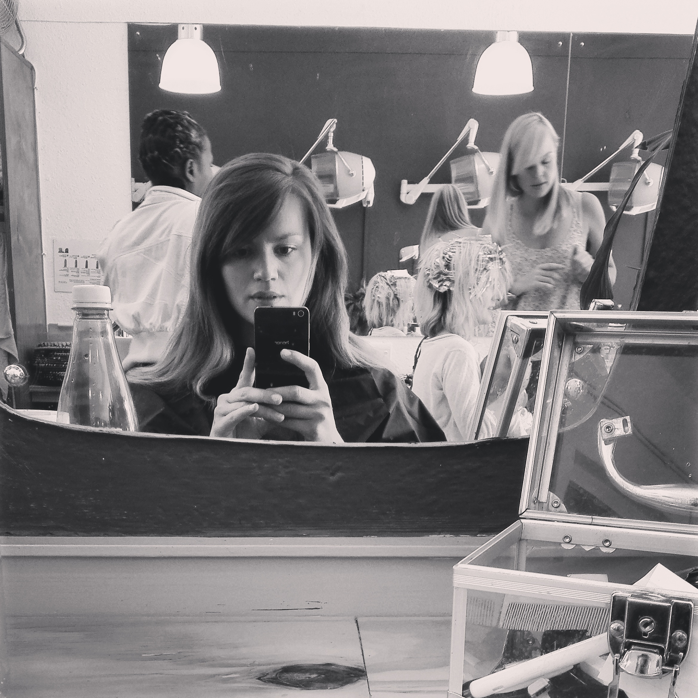 Hair dresser time - Stijlmeisje