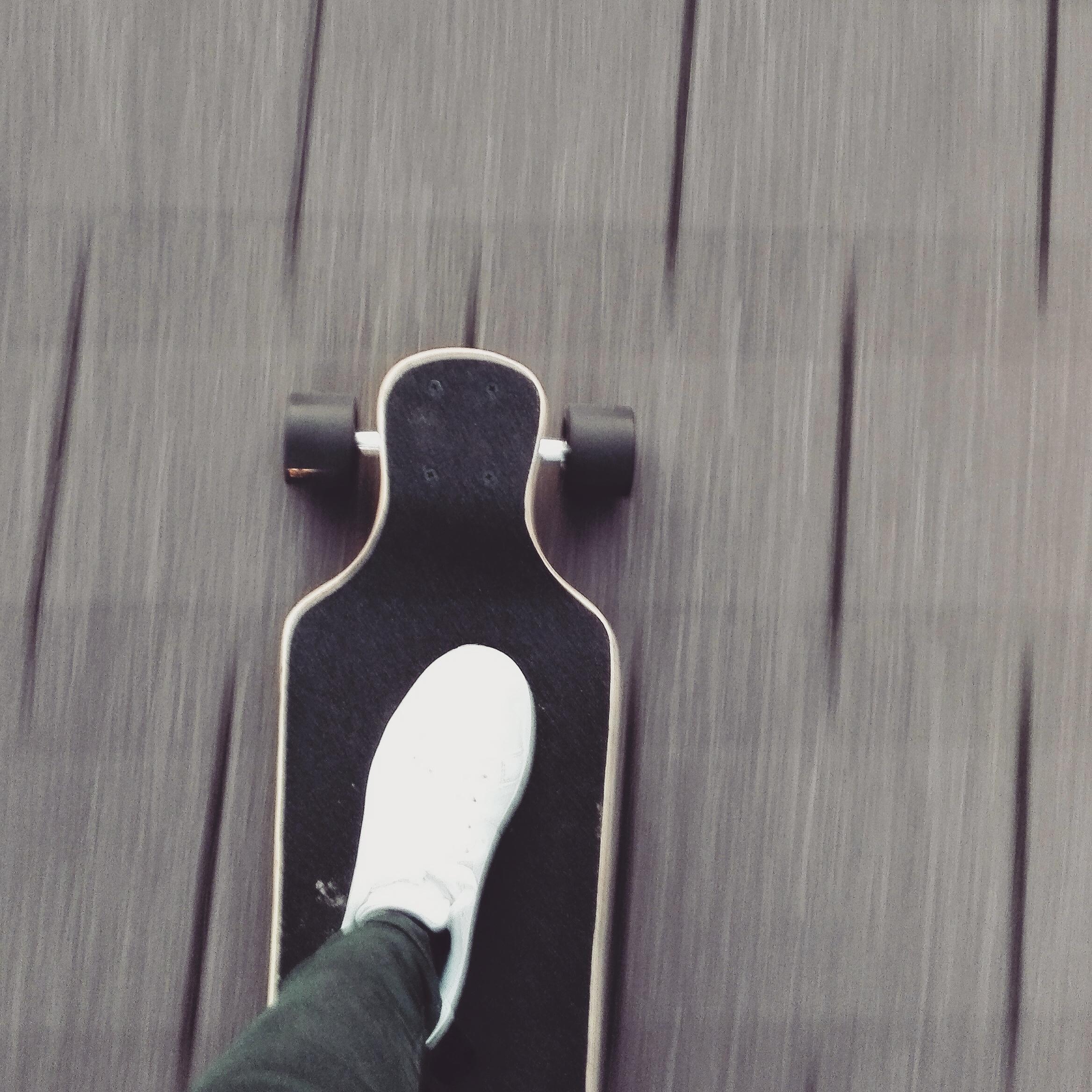 Longboard Love - Skateboard - Stijlmeisje