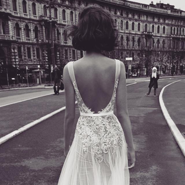 That dress - wedding dress - Stijlmeisje