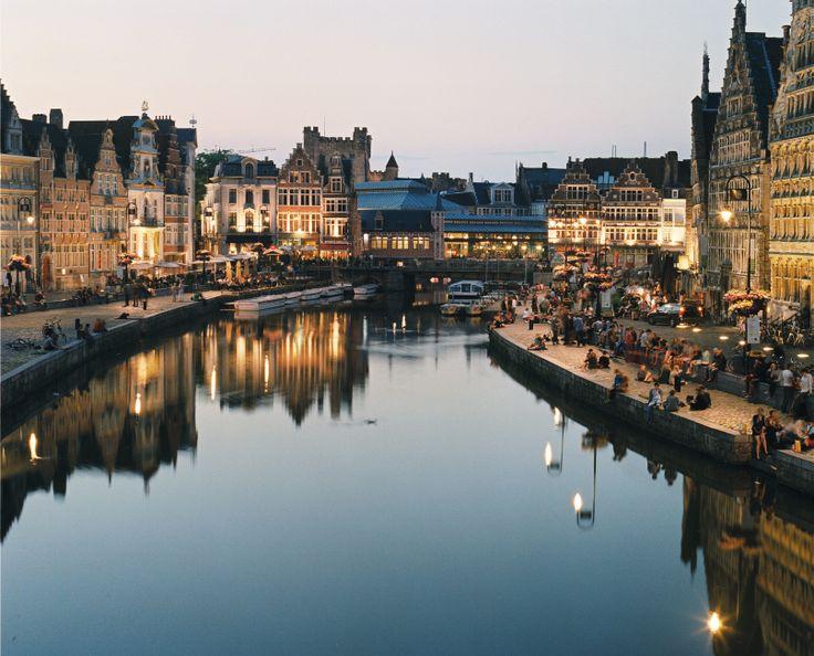 Ghent: Burgundian Berlin - Stijlmeisje