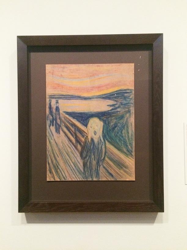 Munch: Van Gogh - Stijlmeisje