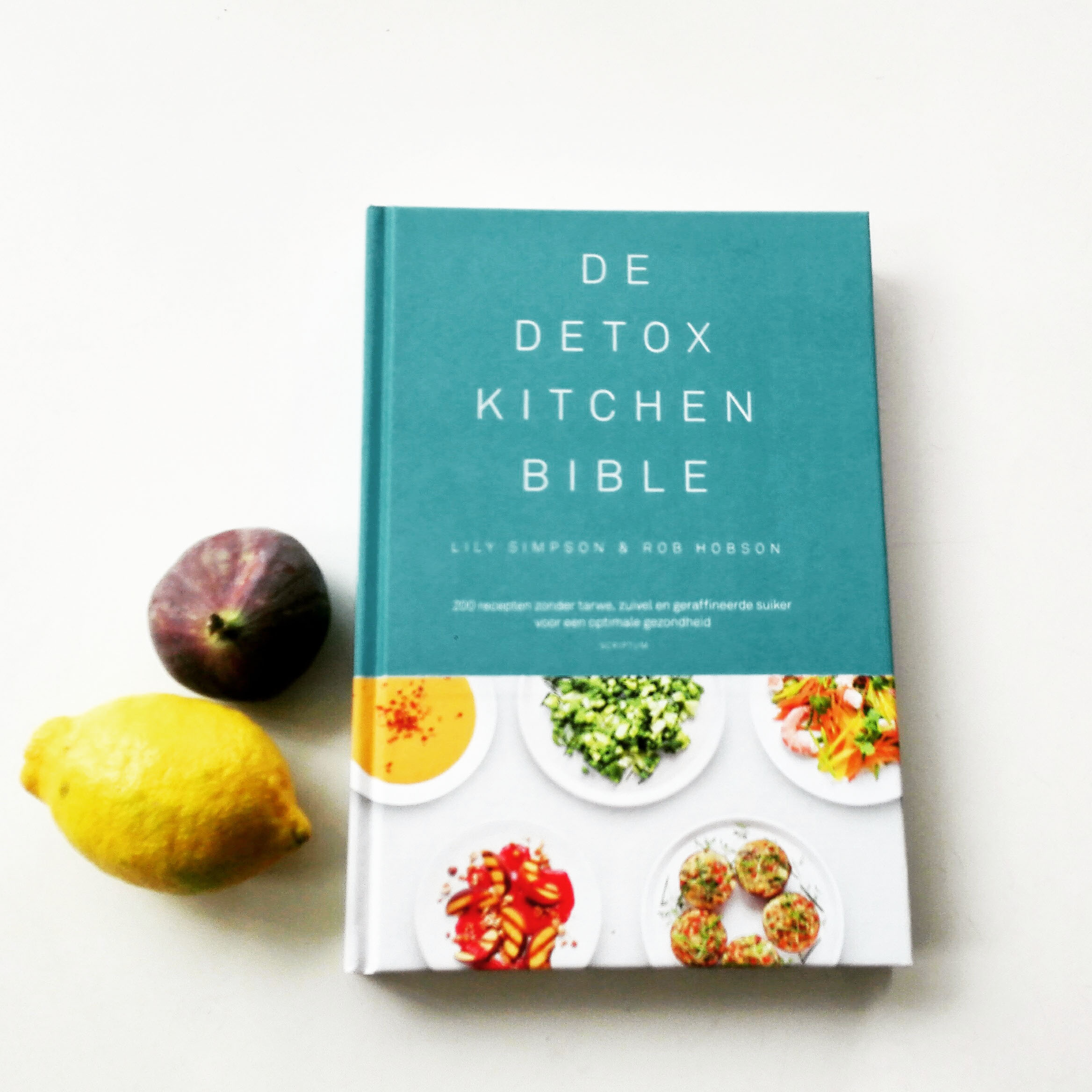 The Detox Kitchen Bible - Stijlmeisje