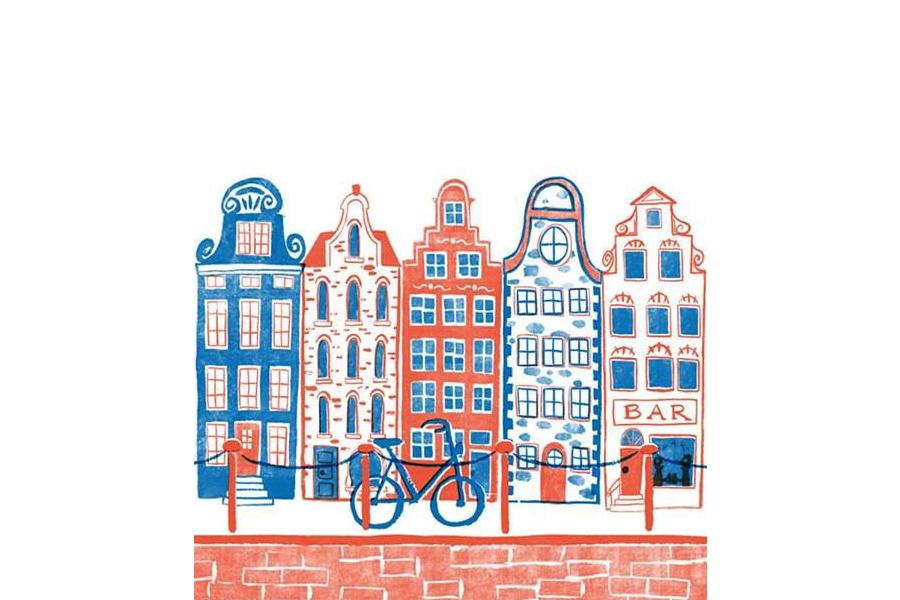 Amsterdam - Stijlmeisje