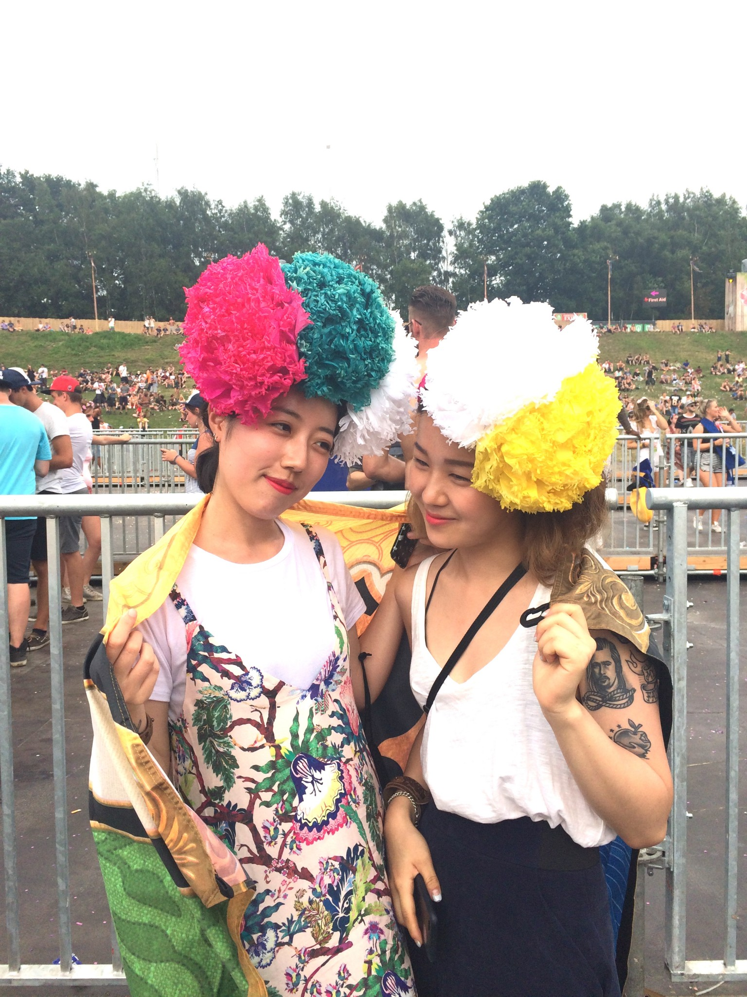 Faces of Tomorrowland