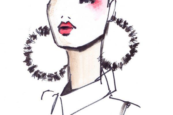 Fashion Week Illustrated