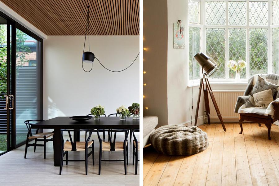 wood interior - stijlmeisje