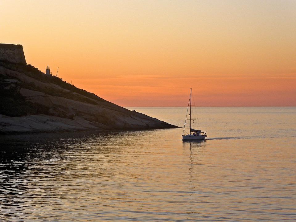 Corsica - Stijlmeisje