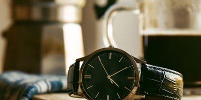 Horloge - Stijlmeisje