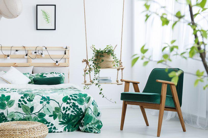Trend Urban Jungle : Urban jungle begrünte wände pflanzenwand im wohnzimmer