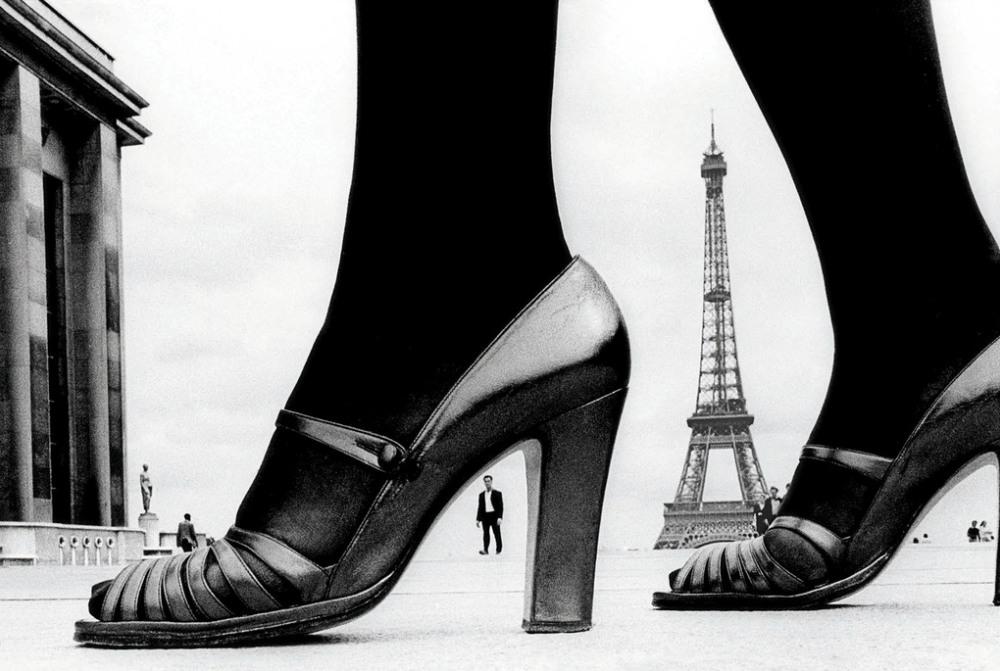 Frank Horvat - Stijlmeisje - Fashion Blog
