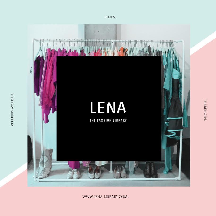 LENA - The Fashion Library - Stijlmeisje - Style Platform