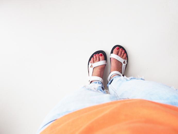 Teva - Comfort Sandals - Stijlmeisje - Style Platform