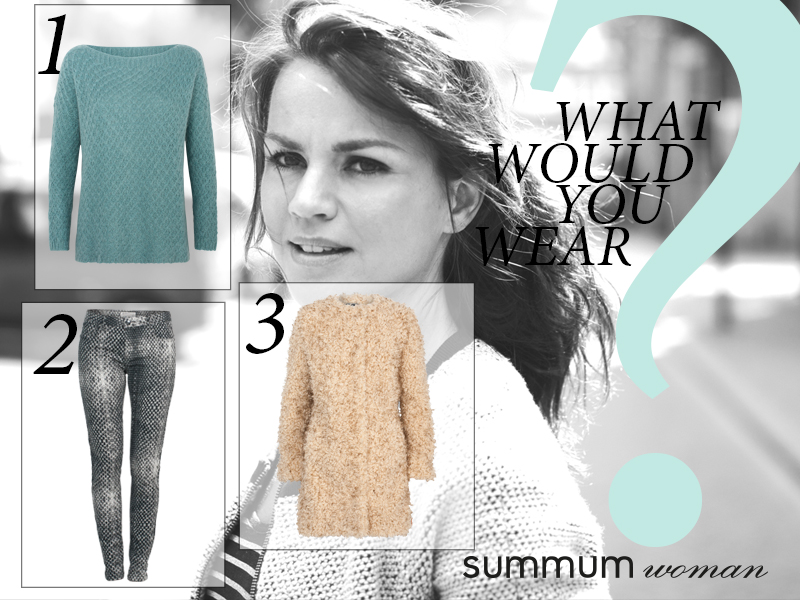 Summum X Stijlmeisje - what would you wear