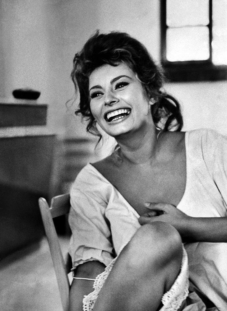 Sophia Loren - Stijlmeisje