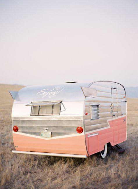 Camping - Stijlmeisje