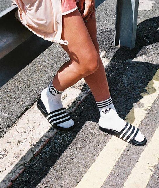 White Socks - Normcore - Stijlmeisje