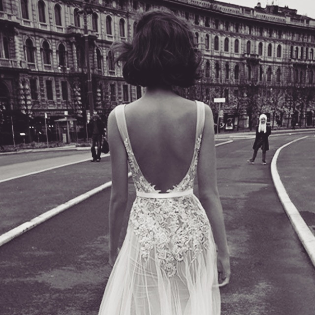 That dress - wedding dress - Stijlmeisje
