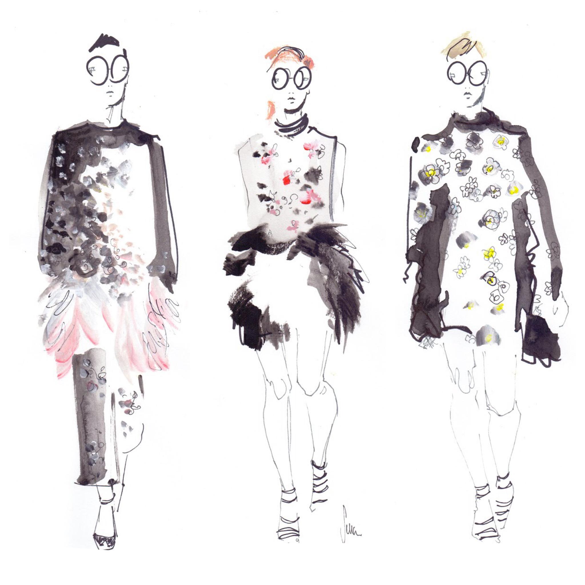 Giambattista Valli - Paris Haute Couture week - Stijlmeisje