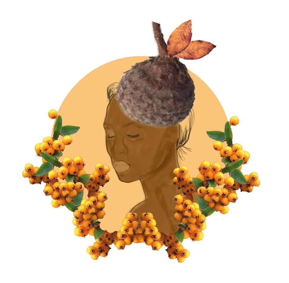 fall goddess - stijlmeisje