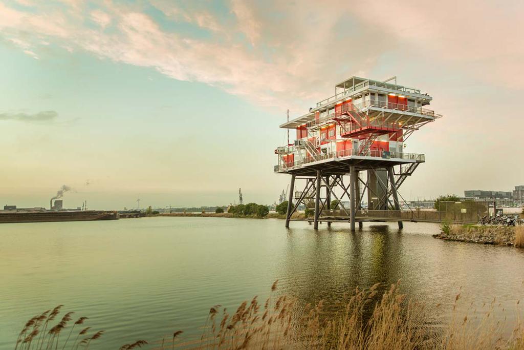 Capter Amsterdam - Rem Eiland - Copyright Bas Uterwijk