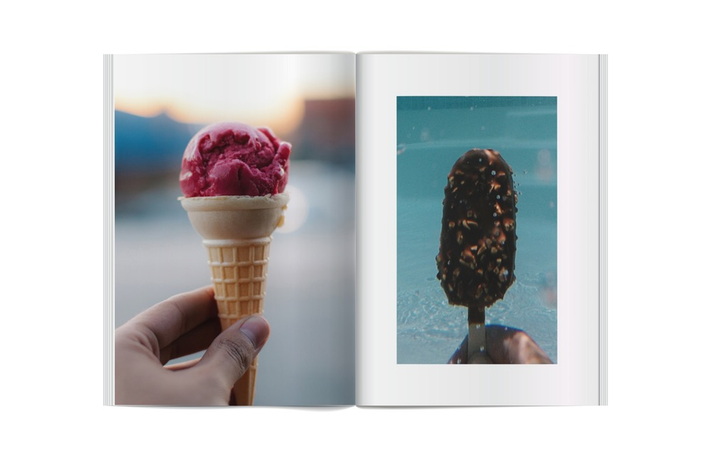 Ice Cream Shots - Karl Hab - Stijlmeisje