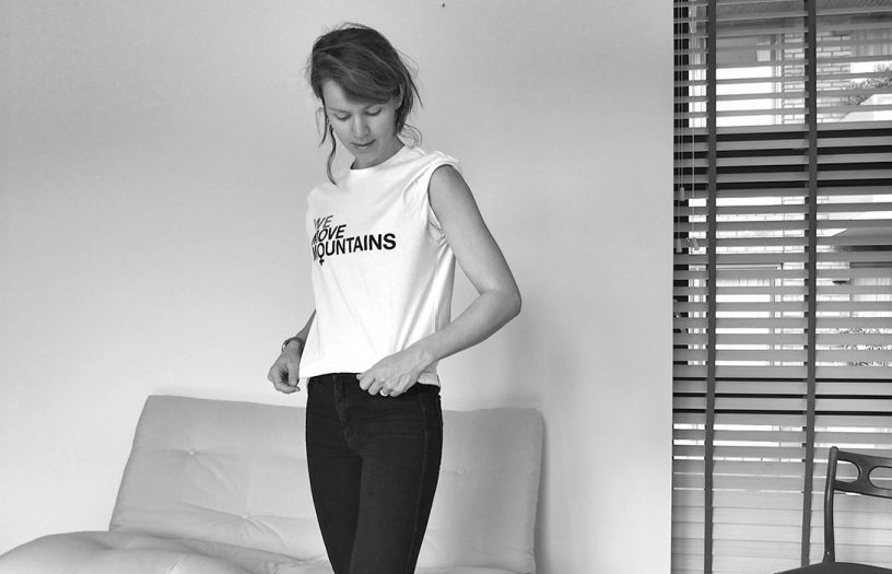 #SheMovesMountains is een ode aan de moedige vrouw - Stijlmeisje
