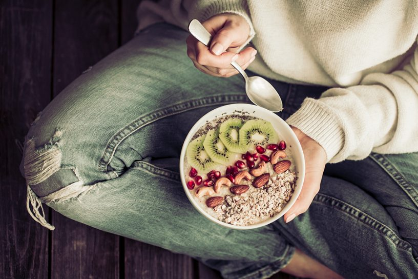 Ontbijt - gezond de dag door