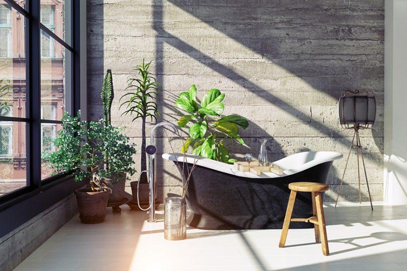 5 x zo creëer je een unieke badkamer