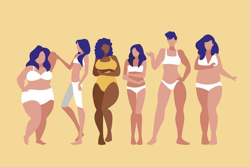 Voel je goed in elke vorm: tips om van je lichaam te houden