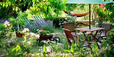 Zo tover je jouw tuin om tot je eigen knusse paradijs