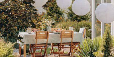 Stijlvol de zomer door in jouw up-to-date tuin